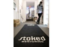 Stoked Mentoring office
