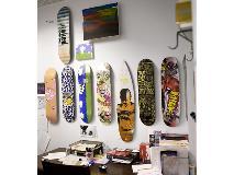 Stoked skateboard designs
