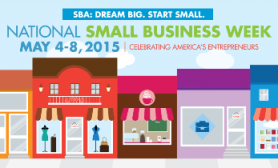 Celebrate National Small Business Week